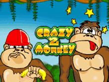 Crazy Monkey 2 играть онлайн