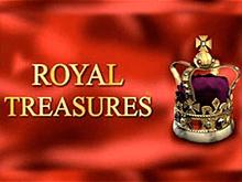Играть Royal Treasures онлайн