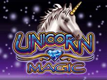 Играть в азартную игру Unicorn Magic