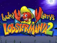 Играть в азартную игру Lobstermania 2