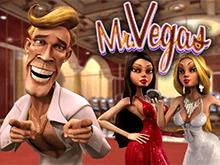 Игровой аппарат Мистер Вегас