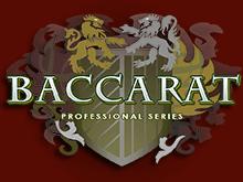 Baccarat Pro Series Table Game — играть онлайн