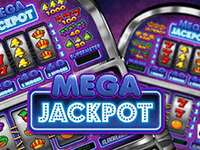 Mega Jackpot играть онлайн
