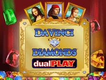 Онлайн игра Da Vinci Diamonds: Dual Play_