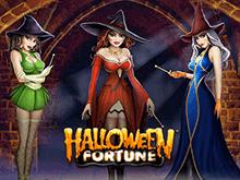 Онлайн игра Halloween Fortune_