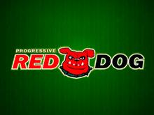 Играть в азартную игру Red Dog Progressive