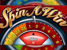 Играть Spin A Win онлайн