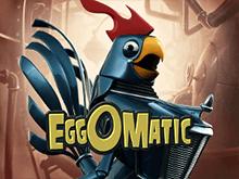 Играть Eggomatic онлайн