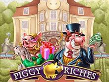 Поросячьи Богатства от Netent играйте на сайте популярного казино Вулкан Старс
