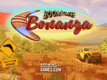 Игровой автомат Boomerang Bonanza